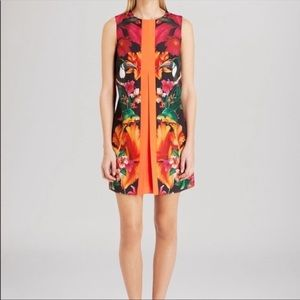Ted Baker Women's Barbee Tropical Toucan Dress